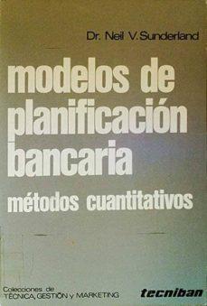 Vinisenzatrucco.it Modelos De Planificación Bancaria. Métodos Cuantitativos Image