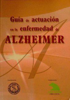 Chapultepecuno.mx Guía De Actuación En La Enfermedad Del Alzheimer. Image