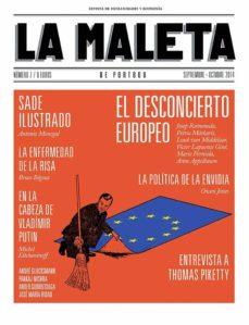 Titantitan.mx La Maleta De Portbou Nº 7 (Septiembre- Octubre 2014) Image
