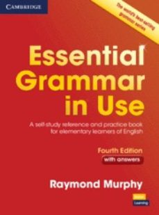 essential grammar in use (4th ed.): book with answers (internacional)-raymond murphy-9781107480551
