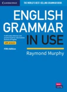 Descargar ebook para ipod touch ENGLISH GRAMMAR IN USE INTERMEDIATE BOOK WITH ANSWERS (5ª ED.) DJVU