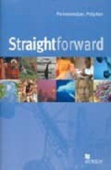 Inmaswan.es Straightforward: Workbook With Key (Pre-intermediate) (Incluye Au Dio-cd) Image