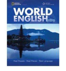 Descargar WORLD ENGLISH INTRO B ALUM+EJER+CDR gratis pdf - leer online