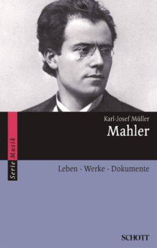mahler (ebook)-karl-josef müller-9783795785451