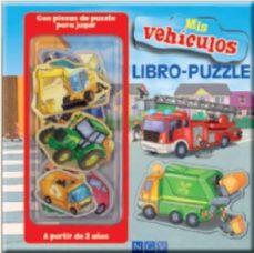 Garumclubgourmet.es Mis Vehiculos. Libro-puzzle Image