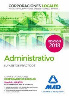 Eldeportedealbacete.es Administrativo De Las Corporaciones Locales: Supuestos Practicos Image