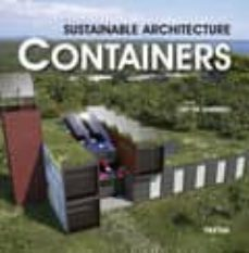 Upgrade6a.es Sustainable Arcchitecture. Containers (Español, Ingles) Image