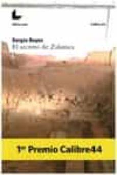 el secreto de zalamea-sergio reyes-9788416176151
