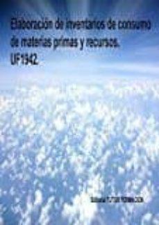 Javiercoterillo.es Uf1942 Elaboracion De Inventarios De Consumo De Materias Primas Y Recursos Image