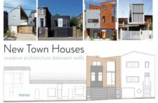 new town houses: creative architecture between walls (ed. bilingüe español-ingles)-9788416500451