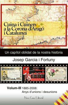 cuina i cuiners a la corona d aragó i catalunya-josep garcia i fortuny-9788416942251