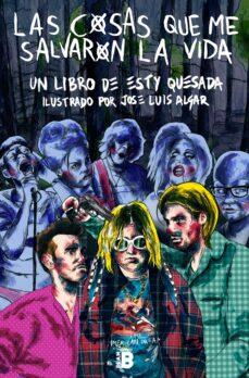 Descargadores de libros de Google LAS COSAS QUE ME SALVARON LA VIDA 9788417001551 de SOY UNA PRINGADA (Spanish Edition)
