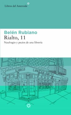 Libros de amazon descargar ipad RIALTO 11 (Spanish Edition) de BELEN RUBIANO DJVU 9788417007751