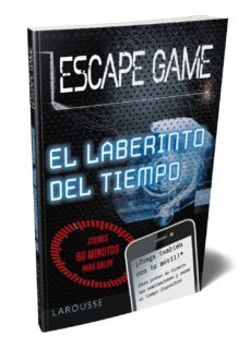 Descargar epub ebooks de google ESCAPE GAME: EL LABERINTO DEL TIEMPO