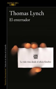 Descargar libros gratis ingles EL ENTERRADOR PDB RTF CHM de THOMAS LYNCH (Spanish Edition)
