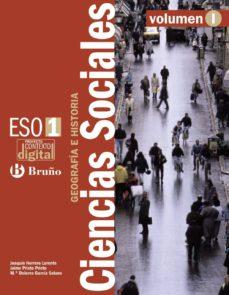 Permacultivo.es Contextodigital Ciencias Sociales Geografia E Historia 1 Eso 3 Vols Image