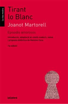 Descargar libros gratis en ingles mp3 TIRANT LO BLANC. EPISODIS AMOROSOS en español FB2 PDB