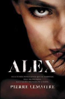 alex (serie camille verhoeven 2)-pierre lemaitre-9788425349751