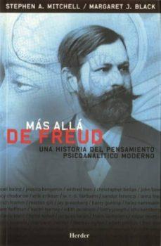 Inmaswan.es Mas Alla De Freud: Una Historia Del Pensamiento Psicoanalitico Mo Derno Image