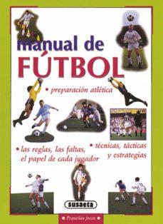 manual de futbol-fluvio damele-9788430597451