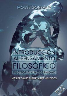 Inmaswan.es Introduccion Al Pensamiento Filosofico: Filosofia Y Modernidad Image