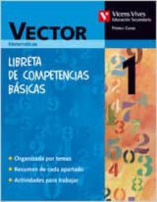 Ojpa.es Vector 1. Libreta De Competencias Basicas (Primero Secundaria) Image