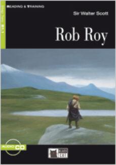rob roy. book + cd-9788431699451