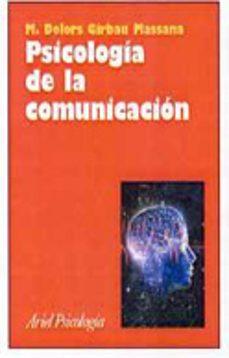 psicologia de la comunicacion-m. dolors girbau massana-9788434408951