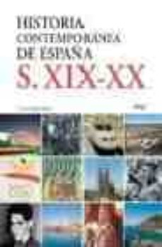 Historia Contemporanea De España Siglo Xix Xx Pdf Epub Mobi Pdf Dream