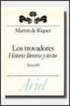 Bressoamisuradi.it Los Trovadores (T. 3) (2ª Ed.) Image