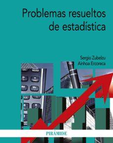 Descargar PROBLEMAS RESUELTOS DE ESTADISTICA gratis pdf - leer online