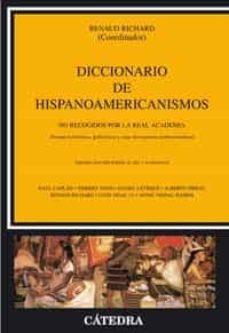 Cronouno.es Diccionario De Hispanoamericanismos No Recogidos Por La Real Acad Emia Image