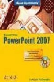 Carreracentenariometro.es Powerpoint 2007 (Manual Imprescindible) (Incluye Cd-rom) Image