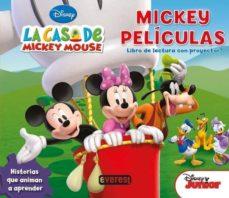 Inmaswan.es La Casa De Mickey Mouse. Mickey Peliculas. Libro De Lectura Con P Royector Image