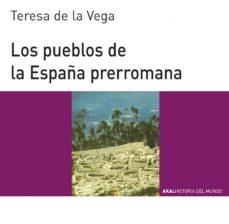 los pueblos de la españa prerromana (ebook)-teresa de la vega menocal-9788446041351