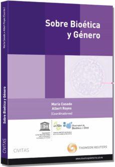 Descargar libro gratis en ingles SOBRE BIOETICA Y GENERO 9788447040551 de MARIA CASADO FB2 ePub DJVU en español