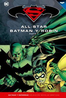 batman y superman, coleccion novelas graficas - all star batman y robin (parte 2)-frank miller-jim lee-9788447129751
