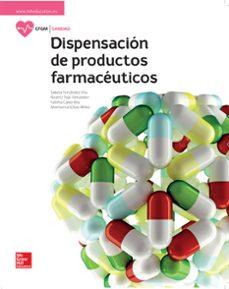 dispensación de productos farmacéuticos. edición 2017-9788448611651