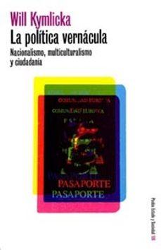 Ironbikepuglia.it La Politica Vernacula: Nacionalismo, Multiculturalismo Y Ciudadan Ia Image