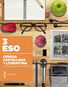 lengua castellana y literatura. construïm 2015 3º eso-9788466138451
