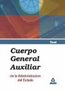 Titantitan.mx Auxiliares De La Administracion Del Estado: Test Image