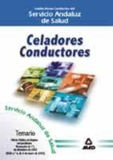 Vinisenzatrucco.it Celadores Conductores Del Servicio Andaluz De Salud: Temario Image