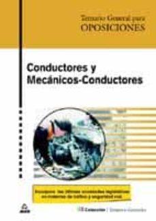 Relaismarechiaro.it Conductores Y Mecanicos-conductores. Temario General Para Oposici Ones Image