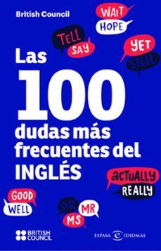 Los mejores libros descargan ipad LAS 100 DUDAS MAS FRECUENTES DEL INGLES de THE BRITISH COUNCIL (Spanish Edition)