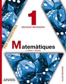 Emprende2020.es Matemàtiques 1.illes Balears Catalán Image