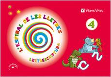 Emprende2020.es L Espiral De Les Lletres Lectoescriptura 4 Illes Balears Catala Image