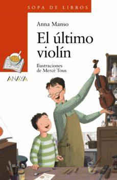 el último violín-anna manso-9788469835951
