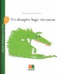 un dragon bajo mi cama-maria jose marradán gironés-9788472783751