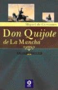 Descargar libros de google online DON QUIJOTE DE LA MANCHA (T.1)