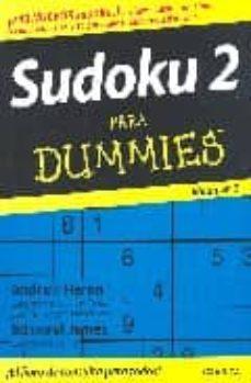 Javiercoterillo.es Sudoku 2 Para Dummies (Vol. 2) Image